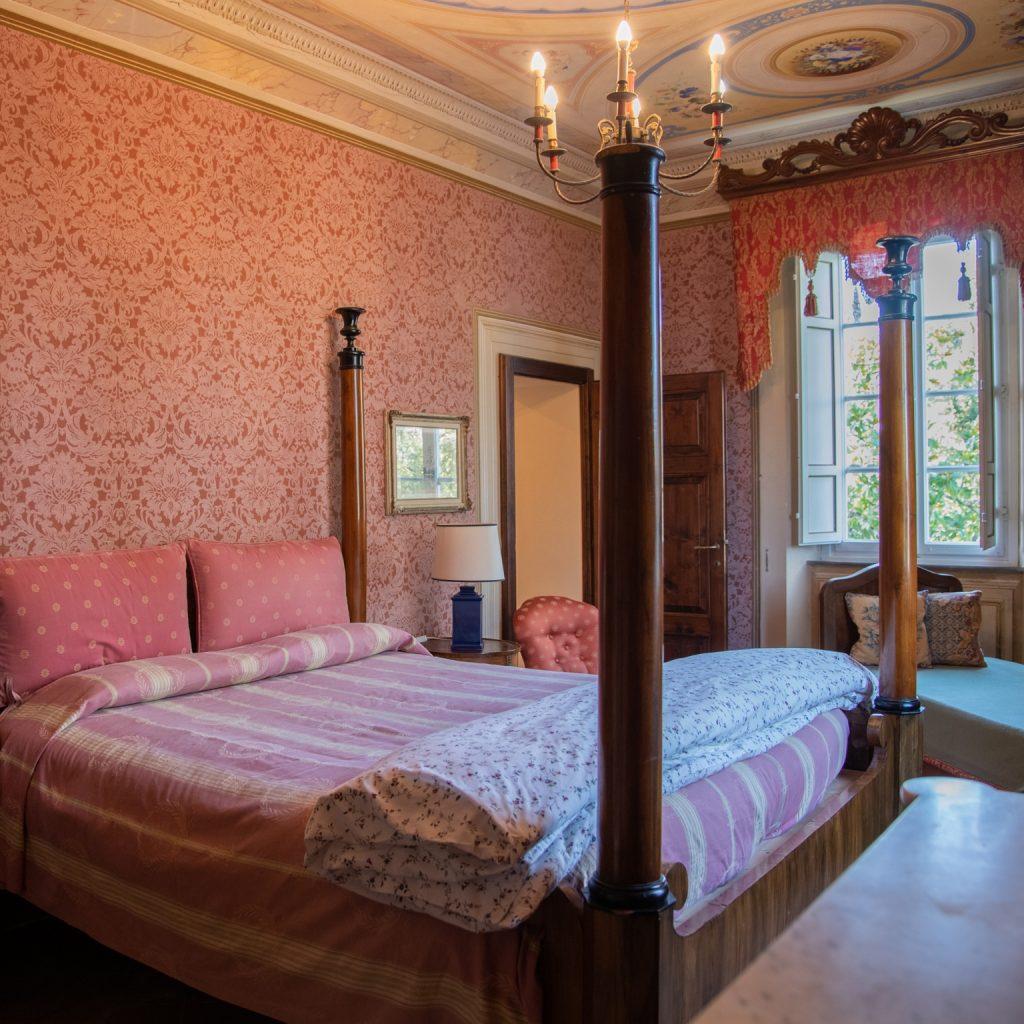 Villa Pedone room